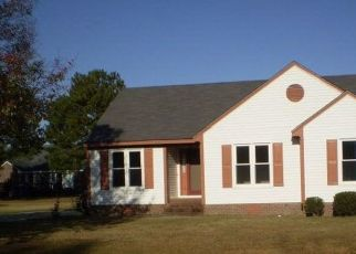 Pre Foreclosure in Wilson 27896 RAVEN RIDGE DR NW - Property ID: 1412290231