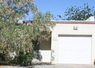 Pre Foreclosure in Albuquerque 87120 CORONA DR NW - Property ID: 1412433906