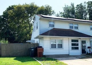 Pre Foreclosure in Newark 19713 MARTELL RD - Property ID: 1412535947