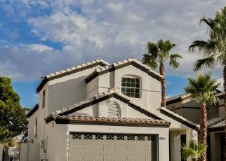 Pre Foreclosure in Las Vegas 89128 HYDRA LN - Property ID: 1412609519