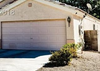 Pre Foreclosure in Las Vegas 89130 OCHO RIOS ST - Property ID: 1412624408