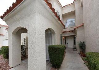 Pre Foreclosure in Las Vegas 89146 OSCAR CT - Property ID: 1412656378