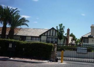 Pre Foreclosure in Las Vegas 89121 LANDSDOWN PL - Property ID: 1412671267