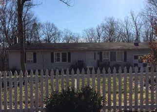 Pre Foreclosure in Blairstown 07825 GAISLER RD - Property ID: 1412784714