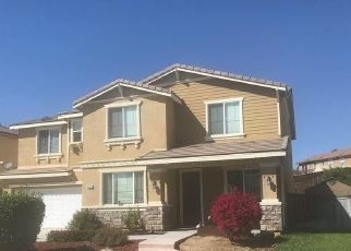 Pre Foreclosure in Moreno Valley 92555 FIR AVE - Property ID: 1412846461
