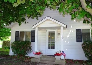 Pre Foreclosure in Lapeer 48446 HAMMOND RD - Property ID: 1413071135