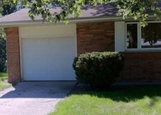 Pre Foreclosure in Portage 46368 LEXINGTON AVE - Property ID: 1413561681
