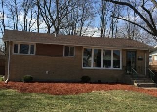 Pre Foreclosure in Chicago Heights 60411 IRIS LN - Property ID: 1413620810