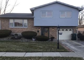 Pre Foreclosure in Chicago Heights 60411 MONTEREY AVE - Property ID: 1413635248