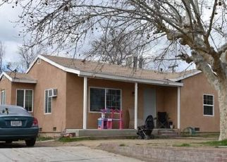 Pre Foreclosure in Bakersfield 93305 MILVIA ST - Property ID: 1413696573