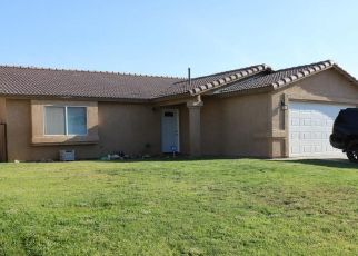 Pre Foreclosure in Rosamond 93560 NATALIE DR - Property ID: 1413704452