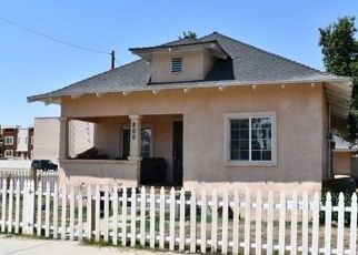 Pre Foreclosure in Bakersfield 93305 KENTUCKY ST - Property ID: 1413710586