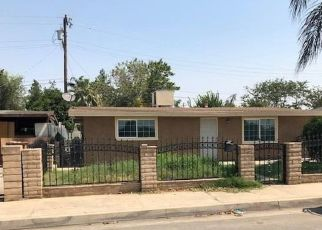 Pre Foreclosure in Bakersfield 93305 CENTER ST - Property ID: 1413711912