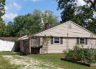 Pre Foreclosure in Mooresville 46158 CRESTWOOD DR - Property ID: 1413780216