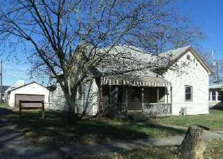 Pre Foreclosure in Shelbyville 46176 E MECHANIC ST - Property ID: 1413791166