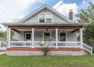 Pre Foreclosure in Franklin 46131 CENTRAL AVE - Property ID: 1413793812