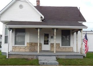Pre Foreclosure in Shelbyville 46176 WEBSTER ST - Property ID: 1413840218