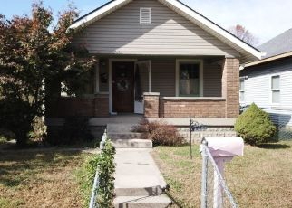 Pre Foreclosure in Indianapolis 46222 N ALTON AVE - Property ID: 1414314552
