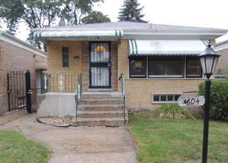 Pre Foreclosure in Chicago 60638 S LECLAIRE AVE - Property ID: 1414337321