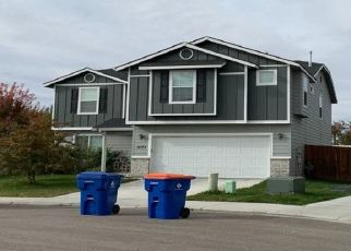 Pre Foreclosure in Boise 83709 S MOON LAND AVE - Property ID: 1414510773