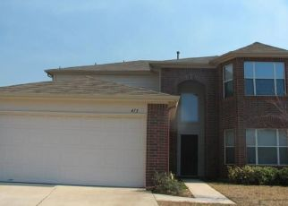 Pre Foreclosure in Kyle 78640 SPRUCE DR - Property ID: 1414566834
