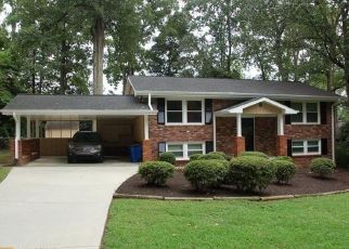 Pre Foreclosure in Marietta 30068 PIONEER TRL - Property ID: 1414650482
