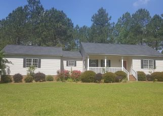 Pre Foreclosure in Moultrie 31768 SUMNER RD - Property ID: 1414674118