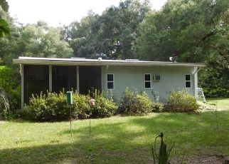 Pre Foreclosure in Hernando 34442 E TURKEY TRAIL DR - Property ID: 1414722749