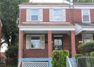 Pre Foreclosure in Washington 20032 CONGRESS ST SE - Property ID: 1414853253