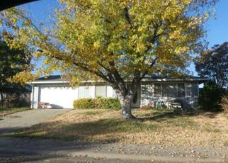 Pre Foreclosure in Oroville 95966 MARGO LN - Property ID: 1415294294