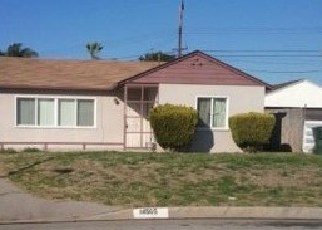 Pre Foreclosure in Whittier 90604 CHERE DR - Property ID: 1415333727