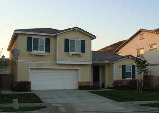 Pre Foreclosure in Lake Elsinore 92532 BLOSSOMS DR - Property ID: 1415363497