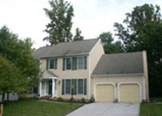 Pre Foreclosure in Laurel 20724 LITTLE RIVER RD - Property ID: 1415830375