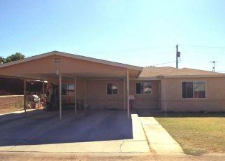 Pre Foreclosure in Wellton 85356 E NAPA AVE - Property ID: 1415934172