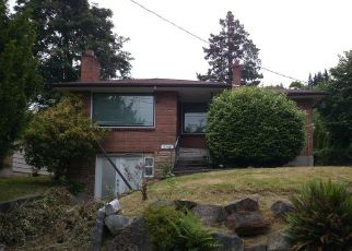 Pre Foreclosure in Seattle 98118 59TH AVE S - Property ID: 1416207474