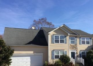 Pre Foreclosure in Raleigh 27610 MARSHLANE WAY - Property ID: 1416370400