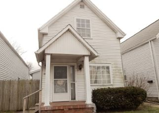 Pre Foreclosure in Evansville 47712 W FRANKLIN ST - Property ID: 1416625746