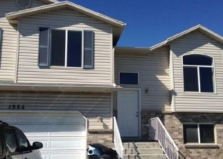 Pre Foreclosure in Syracuse 84075 FREMONT CREST AVE - Property ID: 1416646773