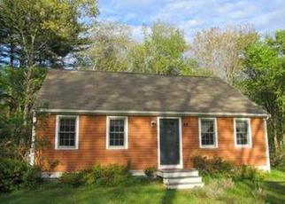 Pre Foreclosure in Whitman 02382 APOLLO RD - Property ID: 1417865651