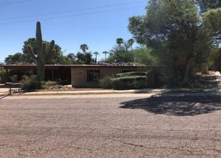 Pre Foreclosure in Tucson 85746 W NEBRASKA ST - Property ID: 1417921713