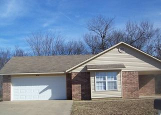 Pre Foreclosure in Muskogee 74403 COYOTE PASS CT - Property ID: 1418449465