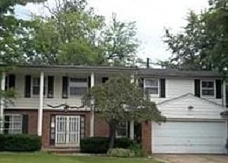 Pre Foreclosure in Southfield 48076 GLENMORRA ST - Property ID: 1418798530