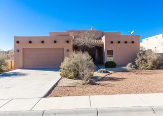 Pre Foreclosure in Las Cruces 88011 SAN PATRICIO LOOP - Property ID: 1419153736