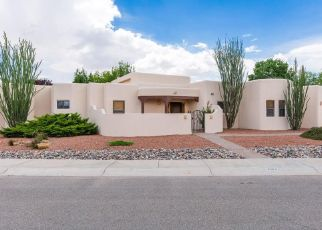 Pre Foreclosure in Las Cruces 88005 VISTA LEJANO - Property ID: 1419157669