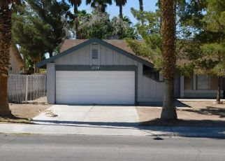 Pre Foreclosure in Henderson 89014 BELVEDERE DR - Property ID: 1419235184