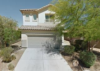 Pre Foreclosure in North Las Vegas 89086 CASAMAR ST - Property ID: 1419265862