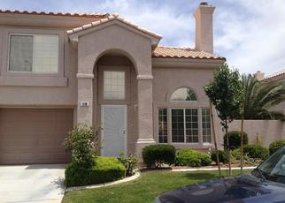 Pre Foreclosure in Henderson 89052 COSMIC STAR PL - Property ID: 1419267602