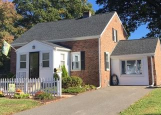 Pre Foreclosure in West Springfield 01089 CASS AVE - Property ID: 1419867180