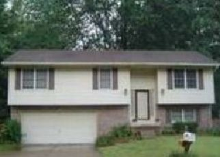 Pre Foreclosure in Newburgh 47630 GOURLEY LN - Property ID: 1420248666