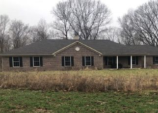 Pre Foreclosure in Cloverdale 46120 S COUNTY ROAD 10 E - Property ID: 1420250410